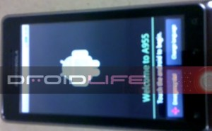 Motorola Droid 2 Leaked Activation Pics