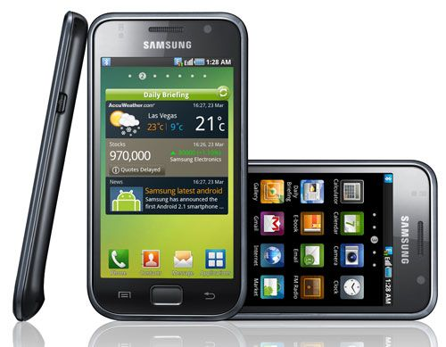 Samsung Galaxy S India Launch