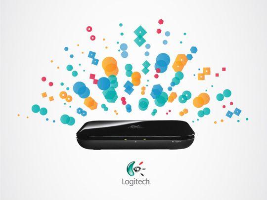 Google TV STB Logitech Revue