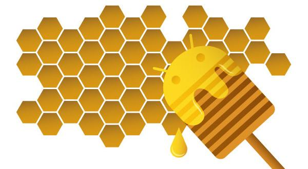 Android 2.4 Honeycomb