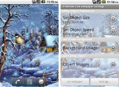 25 Awesome Live Wallpapers For Christmas