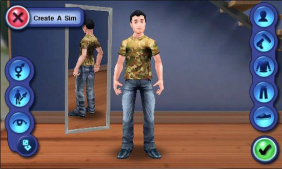 Sims 3 android