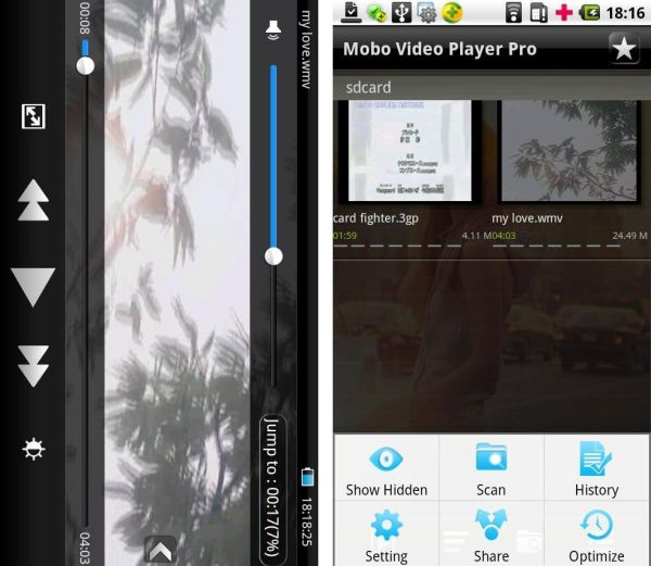Mobo Video Player Pro-App