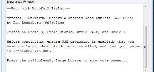 CASUAL Root Tool RAZR