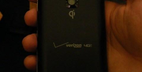 LG D1L Wireless Charging