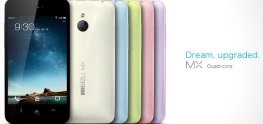 Meizu MX Quad-Core