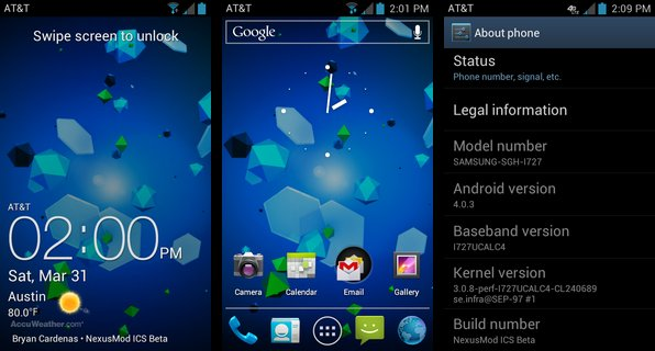 NexusMod i727 Intro