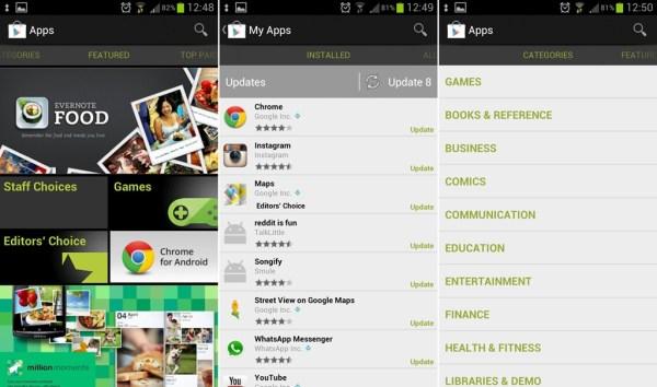 Google Play Store APK 3.7.11