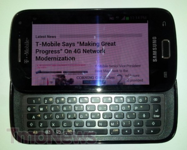 Samsung SGH-T699 Picture