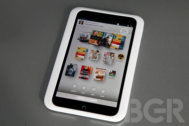 BGR-NOOK-HD
