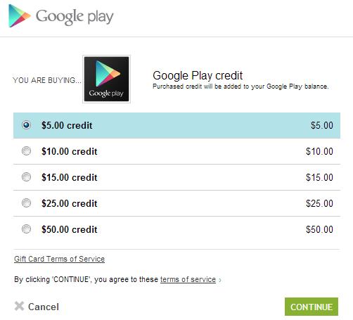 google-play-web-credit