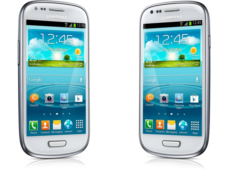 Samsung Galaxy S3 Mini Android 4.1.2 Update