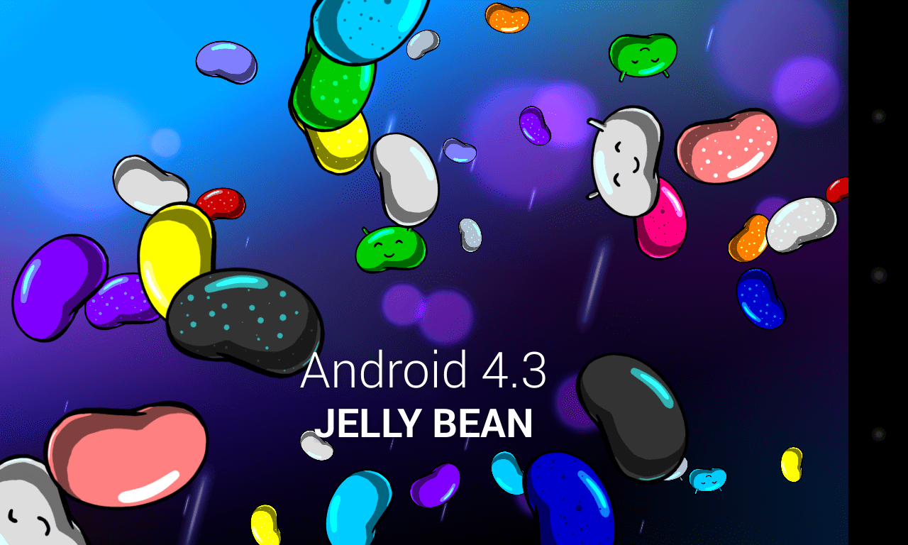 Android 4.3 Jacelly Bean