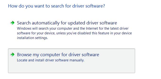 Nexus 7 Driver Update Manually
