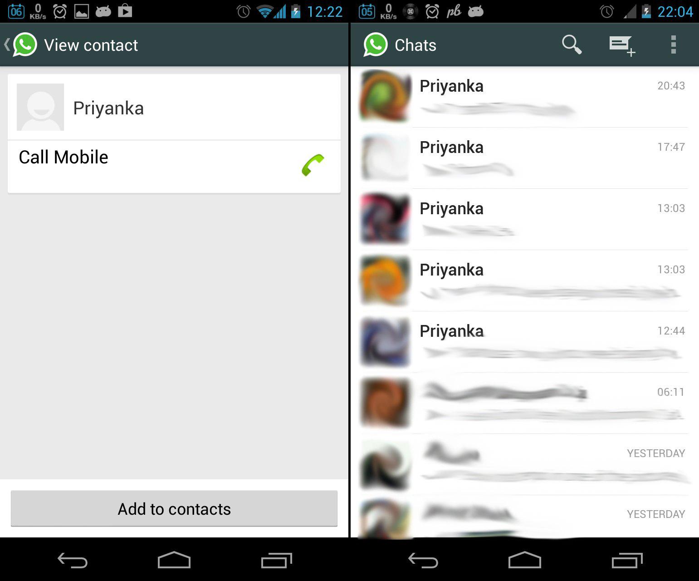 How to Remove Priyanka Whatsapp Virus