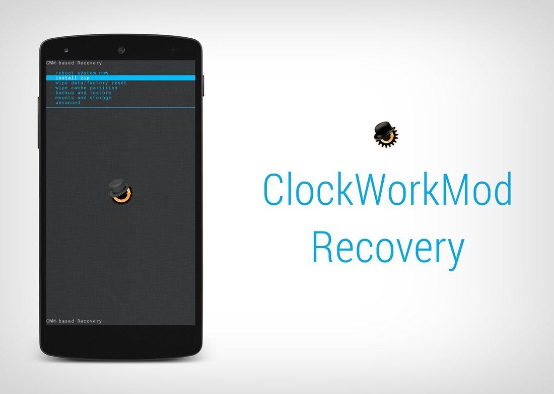 ClockWorkMod-Recovery