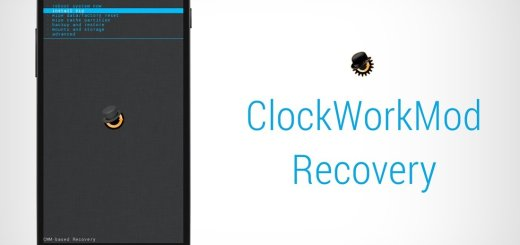 ClockWorkMod-Recovery