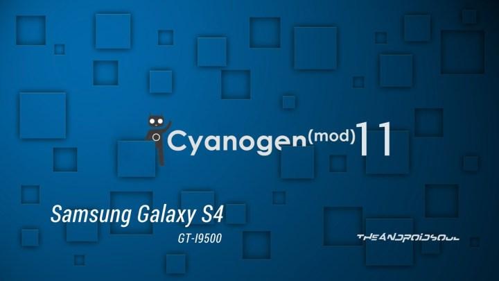Samsung Galaxy S4 GT-I9500 Android 4.4.2 KitKat