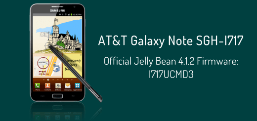 AT&T Galaxy Note stock firmware 4.1.2
