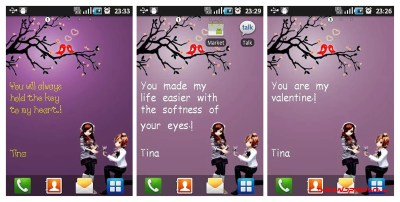 19 Free Lovely Valentine Day Live Wallpapers