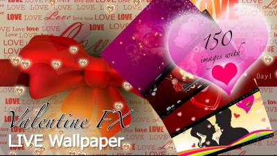 19 Free Lovely Valentine Day Live Wallpapers