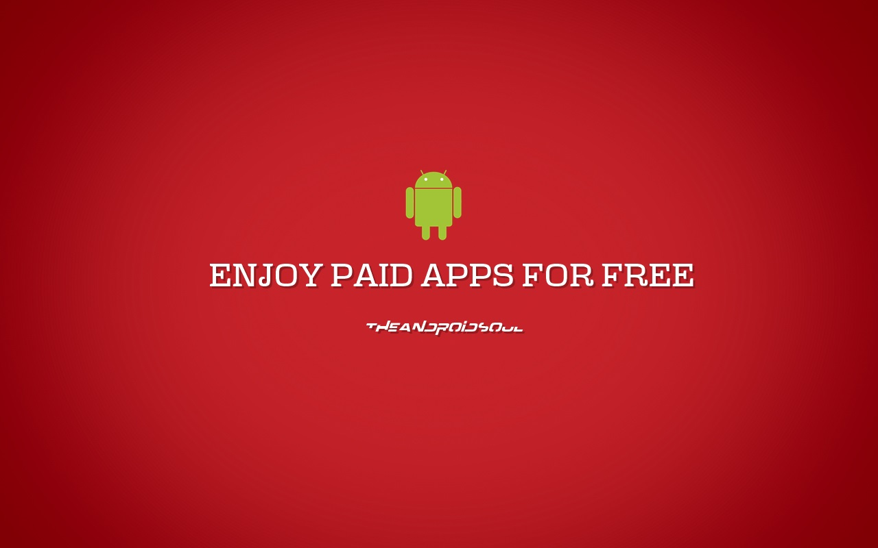 how to get paid apps for free on android scratch-proof