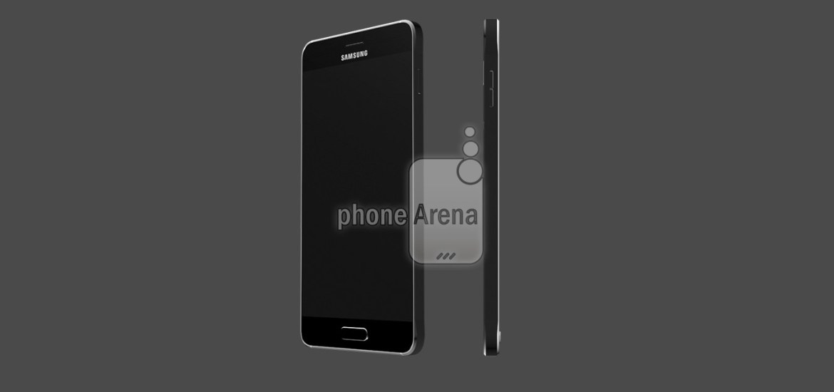 Galaxy S6 Render Pic