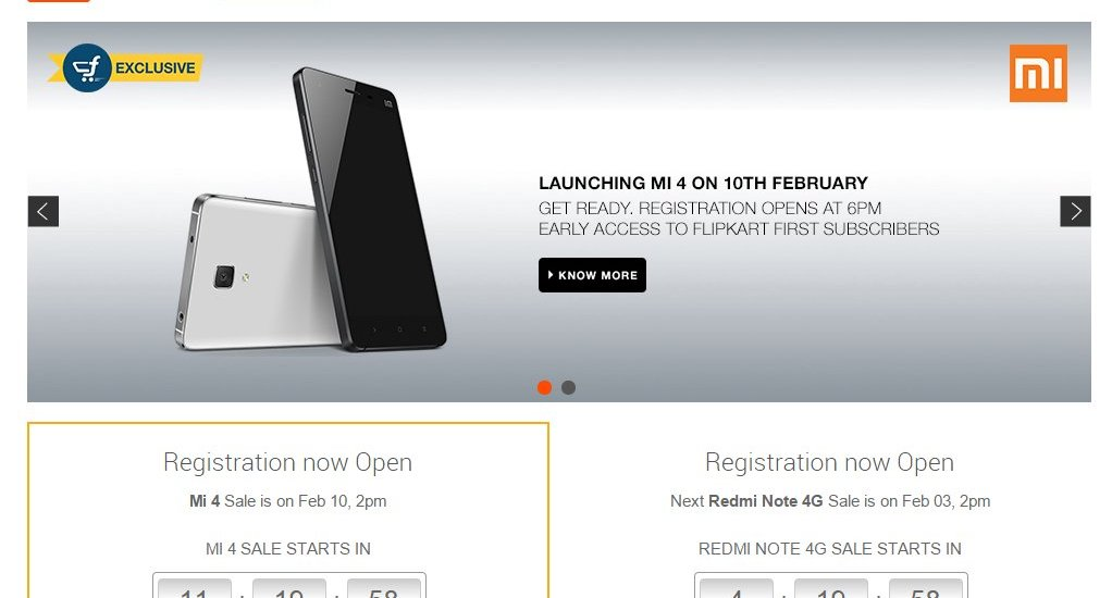 Xiaomi own Store