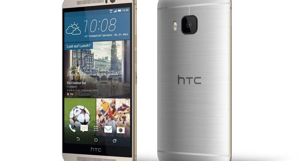 HTC One M9 7
