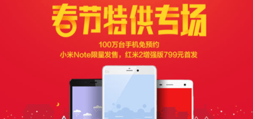Xiomi Redmi 2 With Upgraded Version