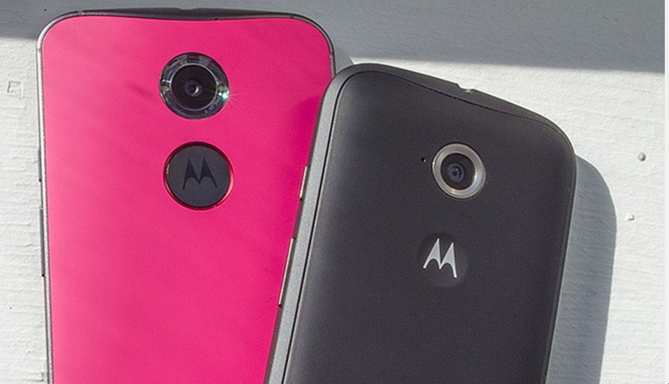 Moto X Android 5.1 Update