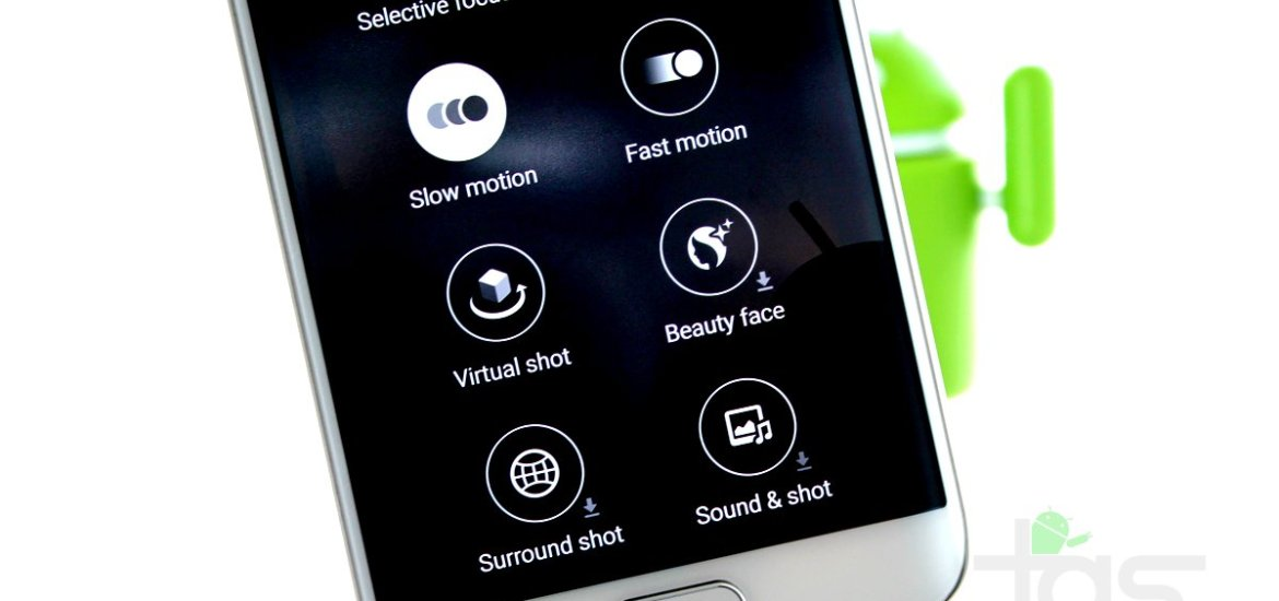 Galaxy S6 Slow Motion Video Recording