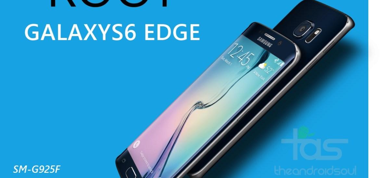Root Galaxy S6 Edge SM-G925F