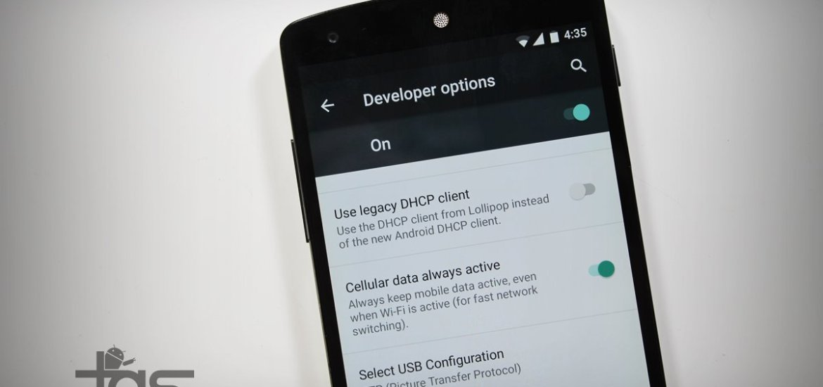 Android M Cellular Data Always Active