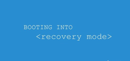 Booting-into-Recovery-Mode