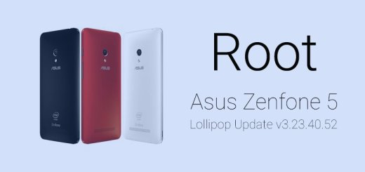 Root Zenfone 5 Lollipop Upgrade