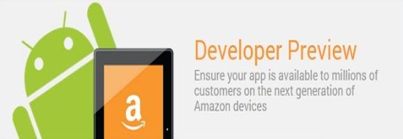 amazon fire os 5 developer preview