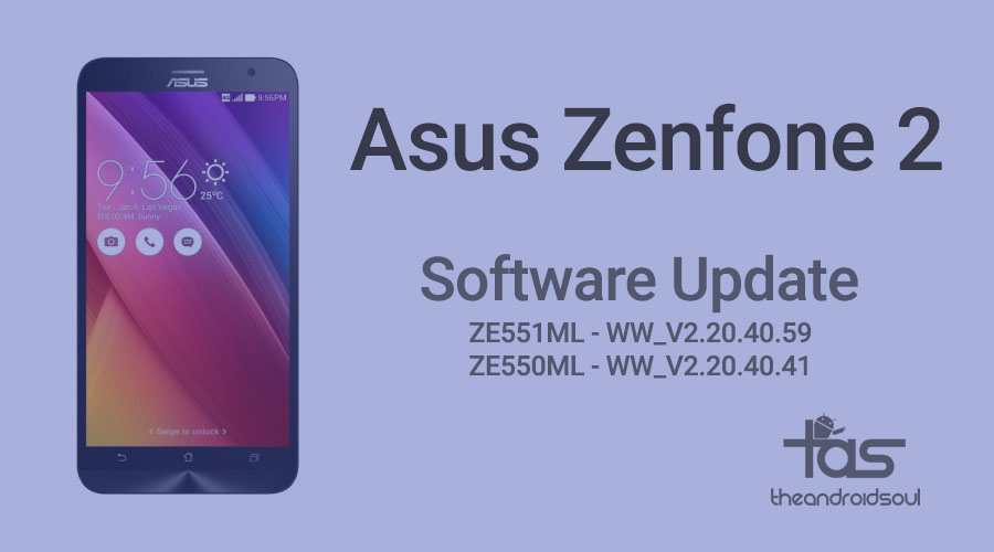 Zenfone 2 OTA Update