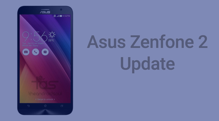 Zenfone 2 Update New