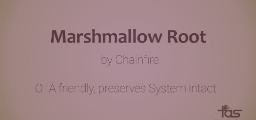 Chainfire Marshmallow Root Systemless