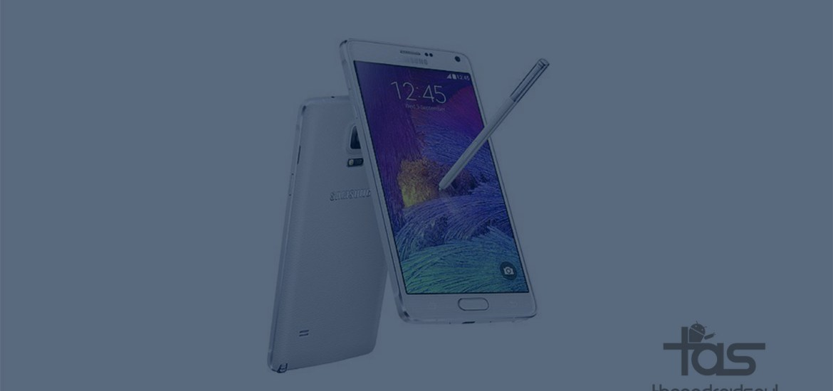 Galaxy Note 4 SM-G910W8 Root Android 5.1.1