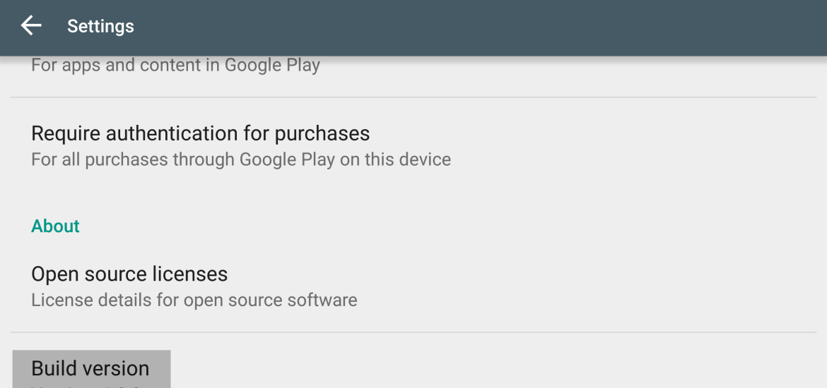 Google Play 6.0.0 APK