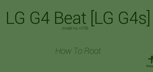 LG G4 Beat Root
