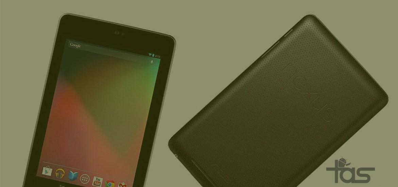 Nexus 7 2012 Marshmallow Update
