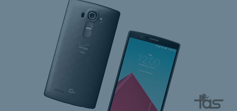 Verizon G4 update