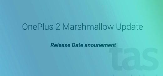 OnePlus 2 Marshmallow Update launch date