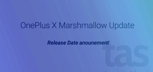 OnePlus X Marshmallow Update launch date