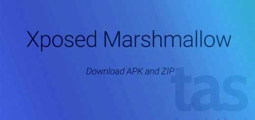 Xposed Marshmallow Download