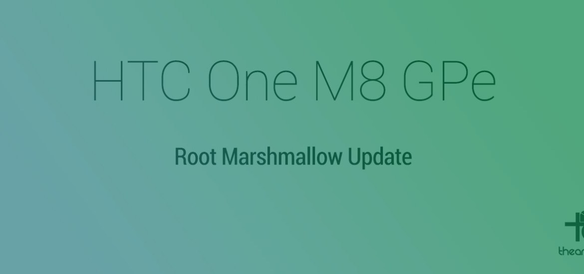 root one m8 Marshmallow ota