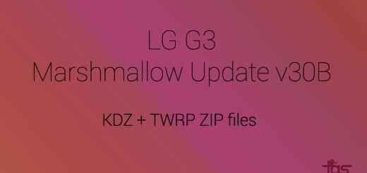 lg g3 Marshmallow kdz twrp zip